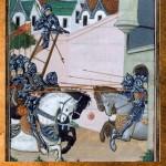 La guerre de cent ans dans l'Anjou et le Maine