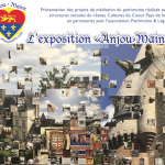 Exposition AnjouMaine à l'Université du Mans