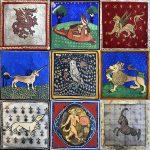 Le Bestiaire Médiéval – Le Renard et le Loup